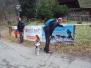 Frenštátský horský běh a dogrunning 17.11.2014